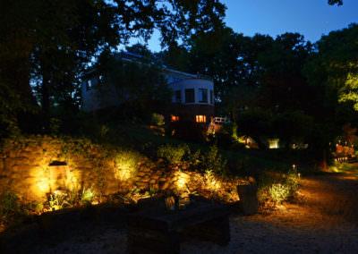 Beemelmans Garten & Landschaftsbau in Goch | Beeindruckende Lichtgestaltung